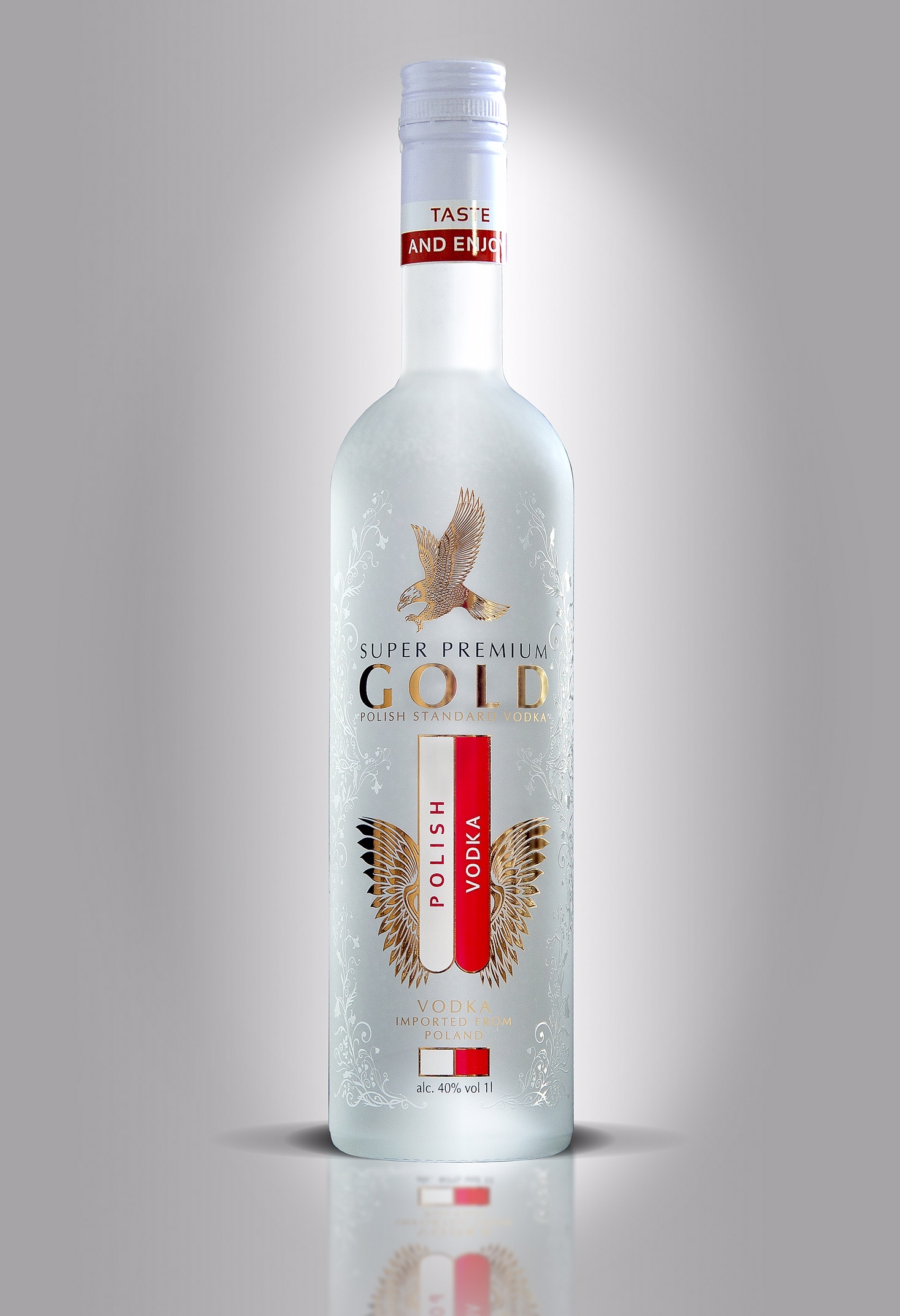 Super Premium Gold 1 Litre